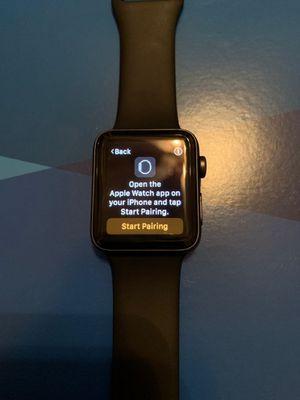 Apple Watch Series 3 (42MM Black) for Sale in Sanger, CA