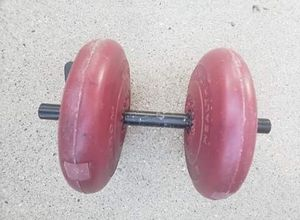 Dumbell weight for Sale in Round Lake Heights, IL
