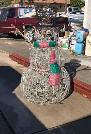 Snow man for Sale in Chula Vista, CA