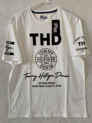Tommy Hilfiger Denim, Men T-shirt L/G for Sale in Port St. Lucie, FL