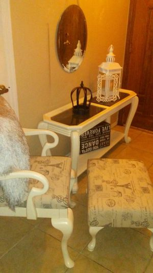French theme furniture set for Sale in Phoenix, AZ