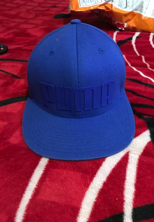 Puma blue hat for Sale in Lakewood, CO