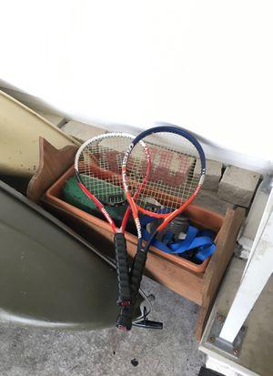 Tennis rackets for Sale in Largo, FL