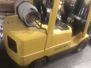 HYSTER fork lift for Sale in Gambrills, MD