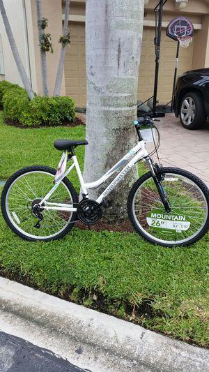 "NEW 26"" Womens Mountain Bike for Sale in Aventura, FL"