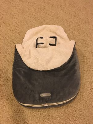 Baby car seat cover (JJ cole bundle me original) for Sale in Gaithersburg, MD