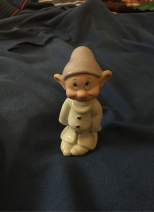 """Sale Or Trade!! """"Dopey"""" Disney Lenox S&P Shaker for Sale in Fond du Lac, WI"""