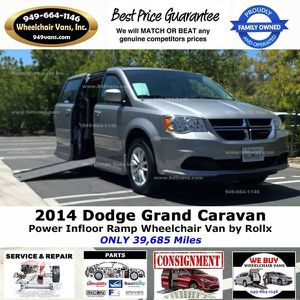 2014 Dodge Grand Caravan for Sale in Laguna Hills, CA