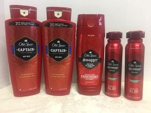 Old Spice Bundle for Sale in Simi Valley, CA