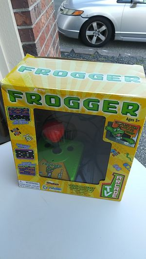 Frogger tv arcade game for Sale in Arlington, WA