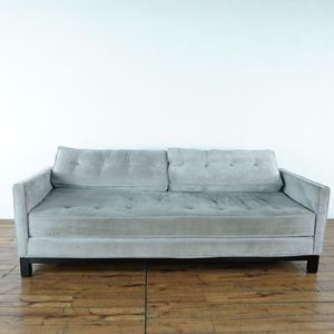 Gray Upholstered Sofa (1023516) for Sale in South San Francisco, CA