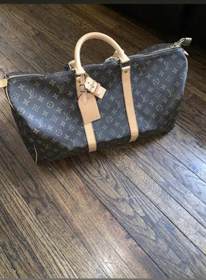 Louis Vuitton duffle bag for Sale in Cleveland, OH