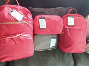 TUMI brand new backpack purse handbags for Sale in Austin, TX