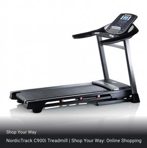 Nordictrack Treadmill C900i for Sale in HOFFMAN EST, IL