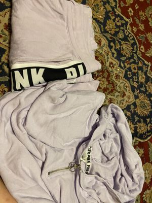 pink hoodie and sweatpants set for Sale in Conyers, GA