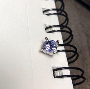 Amethyst/Sterling Silver Earrings for Sale in Bothell, WA
