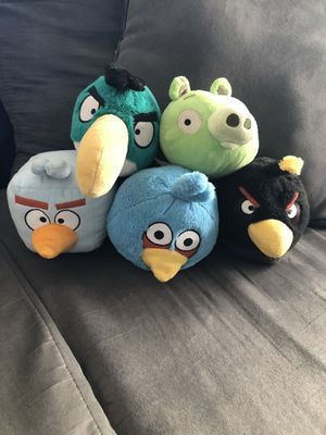 Angry birds for Sale in South Houston, TX