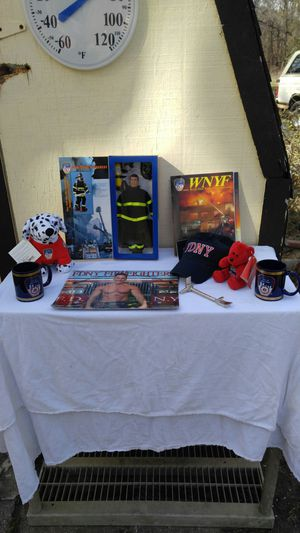 New York city fire department assortment for Sale in Berlin, NJ