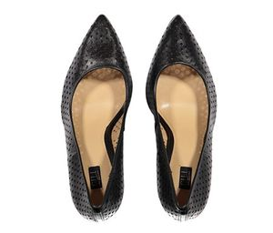 Brand New Black G.I.L.I Leather Pointed Heels for Sale in Smyrna, TN