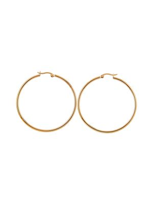 Gabbie Hoops in Gold for Sale in San Francisco, CA