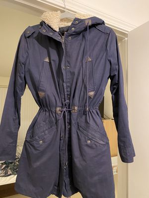 Mango Parka ( removable padding) size XS for Sale in San Francisco, CA