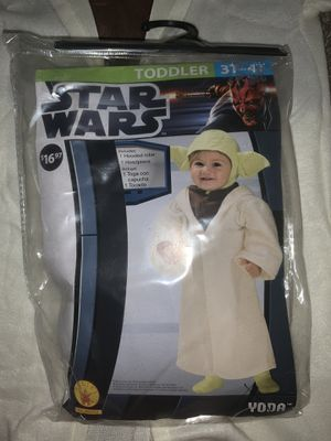 Toddler Yoda- Star Wars Costume for Sale in Portland, OR