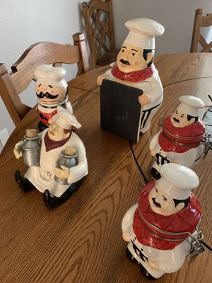 Kitchen decanter set for Sale in Santa Fe, NM
