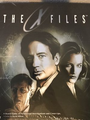 X-Files Board Game New in Shrink for Sale in Hillsboro, OR