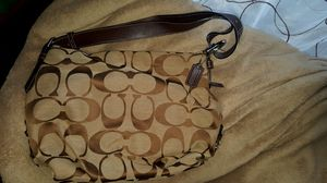Authentic Coach purse bag for Sale in Monroeville, NJ