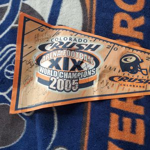 Colorado Crush Pennant for Sale in Denver, CO
