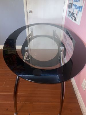 Glass table for Sale in Las Vegas, NV