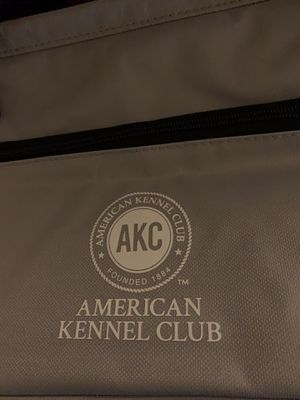 Brand new dog car seat never used official American Kennel Club for Sale in Norwood, MA