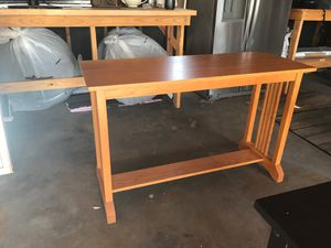 Solid Oak Buffet for Sale in Wheat Ridge, CO