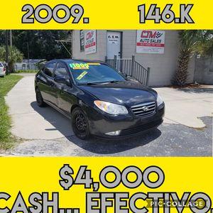 2009 Hyundai elantra for Sale in Winter Haven, FL