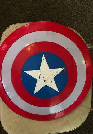 Captain America shield for Sale in Ontario, CA