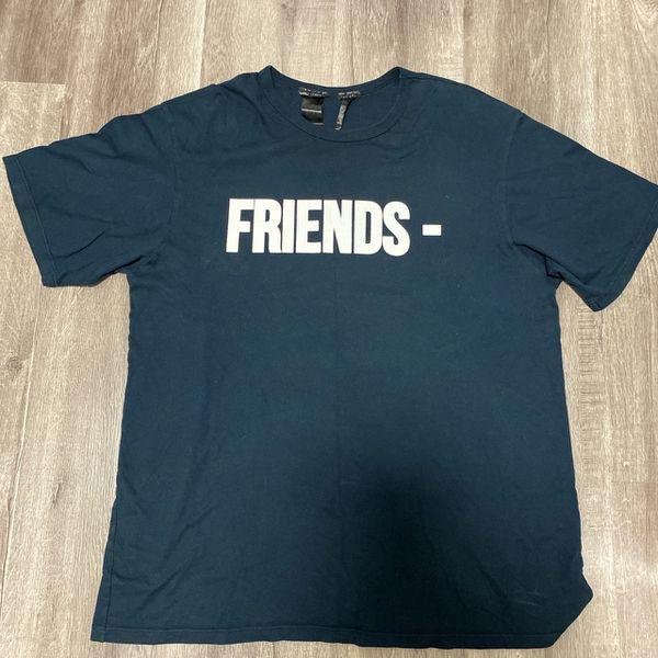 Vlone friends shirt
