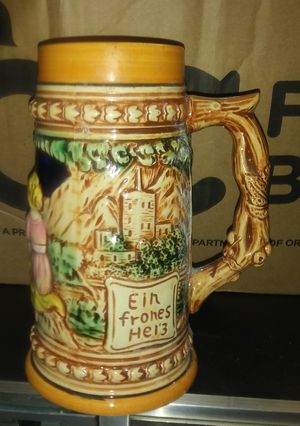 BEER STEIN MADE IN GERMANY for Sale in Anaheim, CA