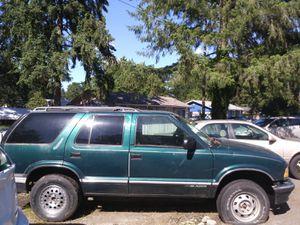 97 Chevy Blazer for Sale in Kent, WA
