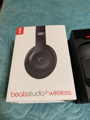 Beats Studio3 wireless for Sale in Magnolia, TX