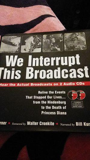We Interrupt This Broadcast for Sale in Broken Arrow, OK