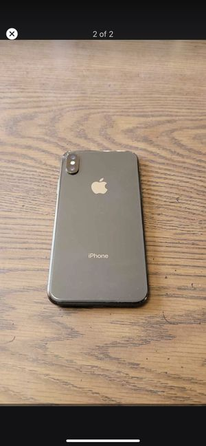 iPhone X for Sale in East Dublin, GA
