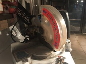 Crastman saw for Sale in Carrollton, TX