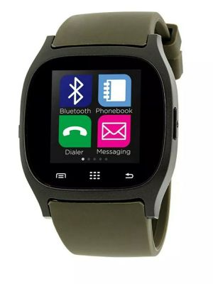 iTouchSmart Watch I-Touch Screen Bluetooth with Pedometer Fitness Tracker Band for Sale in Attleboro, MA
