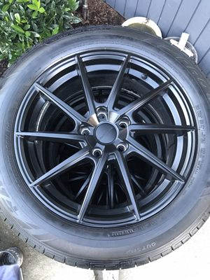 5 lug 5x120 most Chevy bmw Land Rover for Sale in Sumner, WA