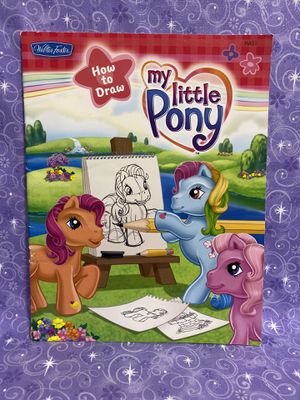 My Little Pony - How to draw for Sale in Chicago, IL