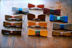 Wooden Bow-ties ($20 each) for Sale in Austin, TX