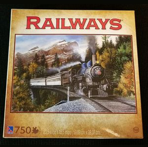 NEW! 2012 Mountain Pass RAILWAYS Sure-Lox 750pc. for Sale in Las Vegas, NV