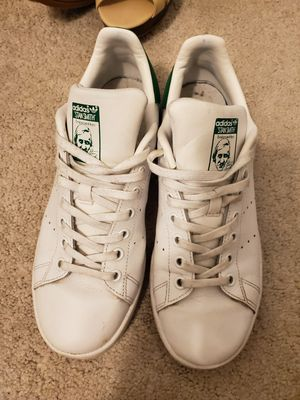 Adidas originals stan Smith sneakers! Men size 7 (womens 9) great condition!!! for Sale in Chicago, IL