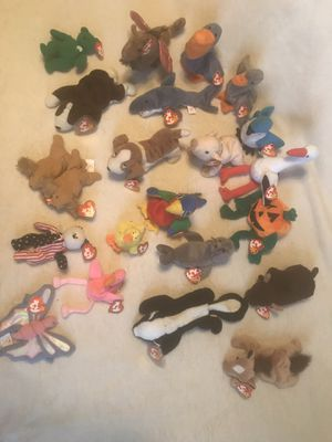 Beanie Babies for Sale in Baltimore, MD