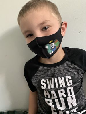 10 kid cloth mask bundle for Sale in West Dundee, IL